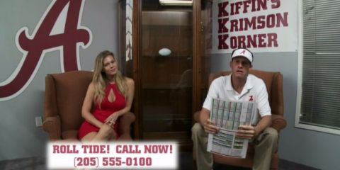 Tosh.O Lane Kiffin Skit Is Funniest Thing You Will See All Season FOX Sports
