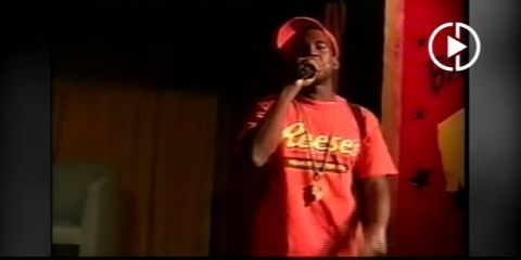 Kanye West Performs Gold Digger In 2003 - YouTube
